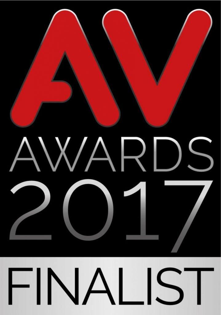 AV Awards Finalist 2017 logo