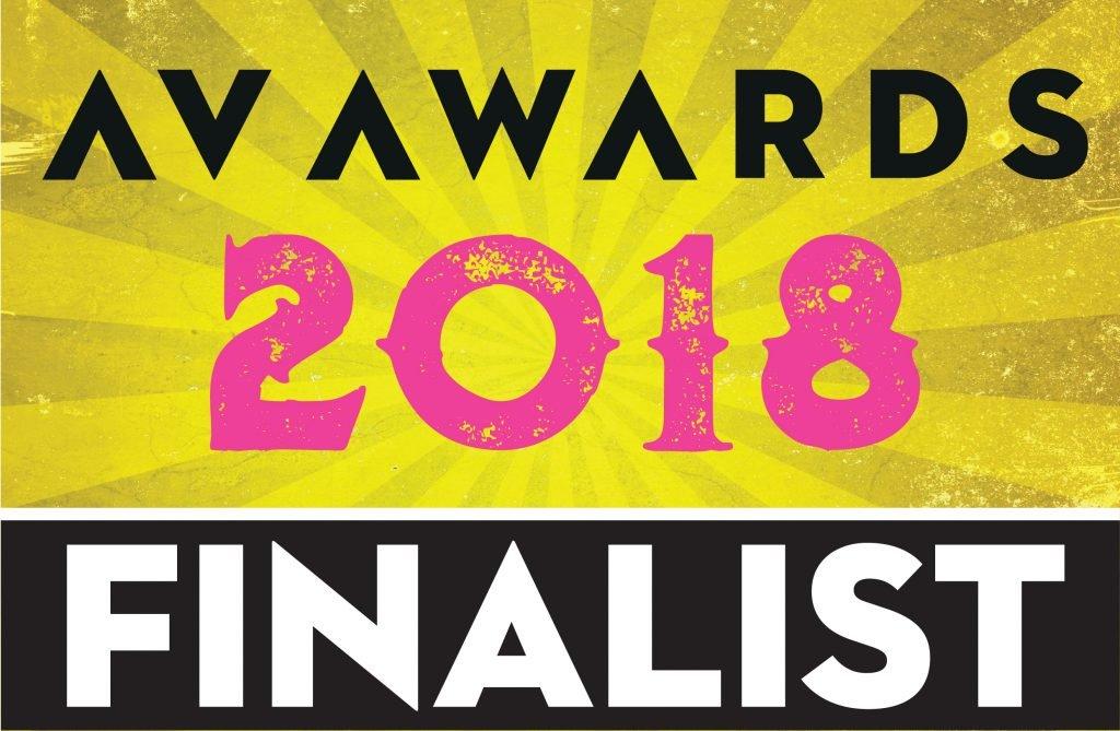 AV Awards 2018 Finalist Logo