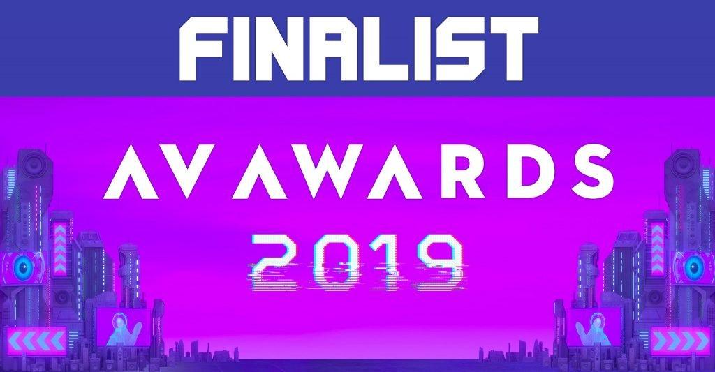 AV Awards 2019 Finalist logo