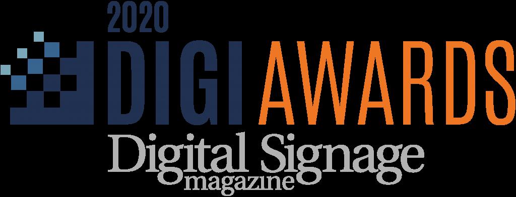 Digi Awards 2020 logo
