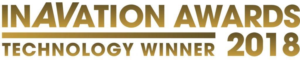 InAvation 2018 winner logo