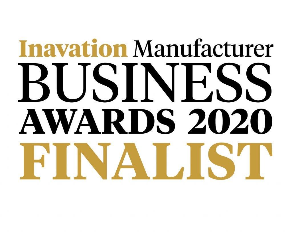 Manufacturer Awards Finalists 2020 logo