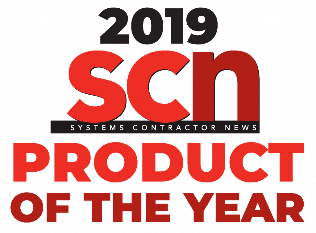 SCN 2019 Product of the Year Logo