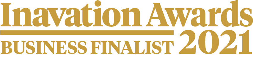 Inavation Awards Finalist 2021 logo